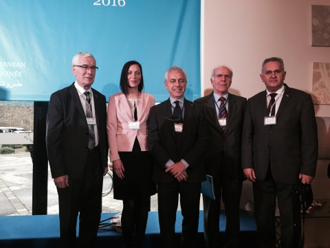 In progress in Albania the 10th Plenary Session of the Parliamentary Assembly of the Mediterranean