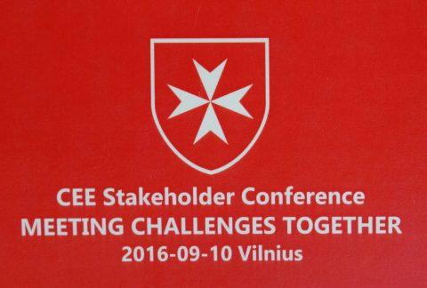U Litvaniji Stakeholder konferencija Suverenog Malteškog Reda
