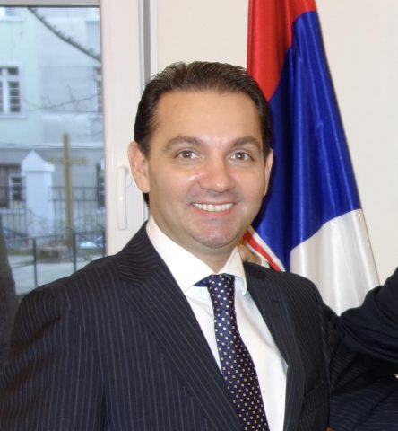 Prof. Dr. Vladimir Marinković ponovo izabran za predsednika poslaničke grupe prijateljstva Srbija – Malteški Red