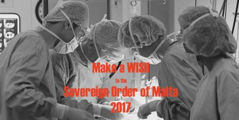 Poželi želju Malteškom redu 2017