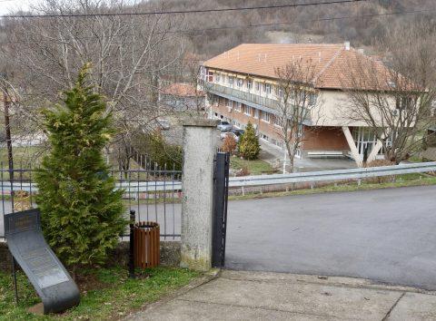 Pogled iz manastira, institucija u kojoj su smeštene 92 devojke