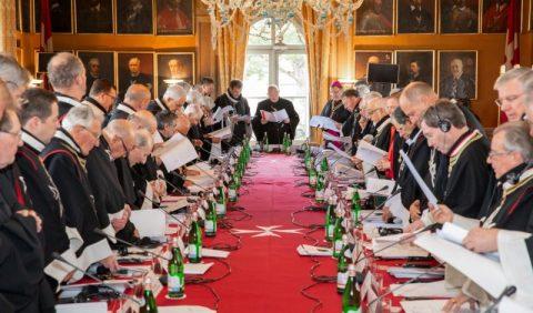Si è svolto a Roma il Capitolo Generale del Sovrano Ordine di Malta