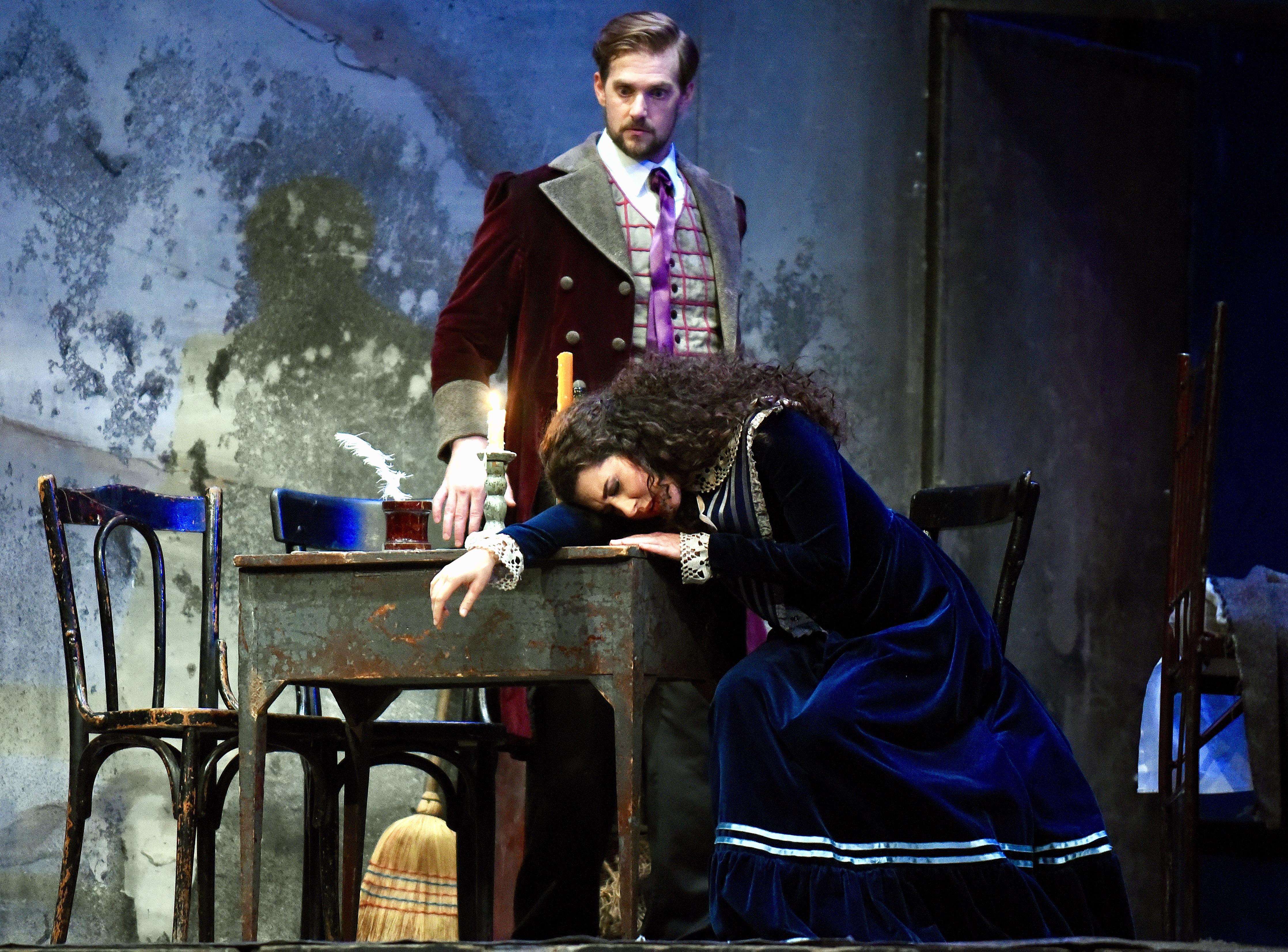 Ancora una volta a Belgrado la Soprano canadese Claire Coolen, nel ruolo di Mimì, nella Boheme di Giacomo Puccini, con il Tenore americano Joshua Kohl.