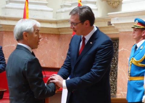 Polaganje zakletve novog Predsednika Republike Srbije Aleksandra Vučića